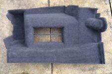 GENUINE JAGUAR XJ XJ6 XJ8 PASSENGER SIDE LEFT BOOT CARPET TRIM & SAT NAV UNIT