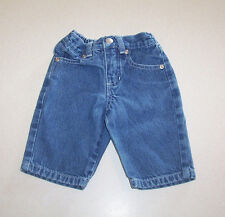Infant Boy's Koala Kids Blue Denim Cotton Jeans 3-6 Months