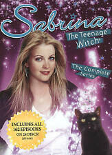 Sabrina the Teenage Witch ~ Complete Series Season 1-7 ~ NEW 24-DISC DVD SET