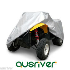 Durable Quad Bike ATV Cover for Yamaha Polaris Large Size XXXL 256x110x120cm New