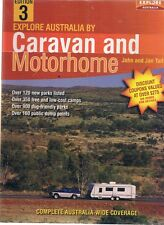 Explore Australia By Caravan And Motorhome by Tait John And Jan - Book