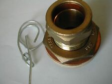 28mm Essex Flange - CF1RNS - Hott Water Cylinder Connection