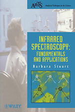 Infrared Spectroscopy: Fundamentals and Applications (Analytical Techniques in t