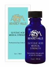 40% Glycolic Acid Medical Grade Peel * ASDM Beverly Hills * - 1oz  (1pc *NEW*)