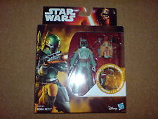STAR WARS THE EMPIRE STRIKES BACK BOBA FETT ARMOUR UP NEW RARE