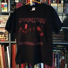 CANNIBAL CORPSE   - Death Metal Men's T Shirt - Licensed Merch