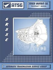 Ford Explorer 5R55E 5 Speed 1996-2001 Auto Trans ATSG Workshop Manual