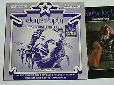 JANIS JOPLIN audiophile Starsound Collection Halfspeed mastered Vinyl LP 12""
