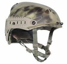 Brand New Airsoft Paintball Protective CP Helmet Highlander F762 L/XL