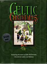 Celtic Christmas by Various Artists 3 CDs (2013) - Import NEW SEALED
