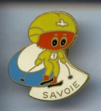 RARE PINS PIN'S .. OLYMPIQUE OLYMPIC ALBERTVILLE 92 SAVOIE  ¤2K