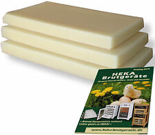 3 Sheets 15kg) Plucking wax of the highest quality - @@@HEKA: Art. 30145