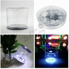 Solar LED Outdoor Inflatable Lantern Waterproof Garden Camping Hiking Tent Light