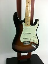FENDER Standard Stratocaster Electric Guitar Maple Fretboard Brown Sunburst