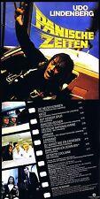Udo Lindenberg Panische Zeiten 10 Songs! 1980! Digital remastered! Neue CD 1610