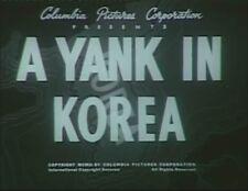 A YANK IN KOREA 1951 (DVD) LON MCCALLISTER, BRETT KING, WILLIAM PHILLIPS