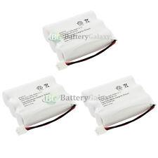 3 Cordless Phone Battery for Vtech ia5854 ia5864 ia5874