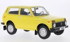 Modelcar Group Lada Niva gelb yellow 1:18 Limited Edition MCG18001