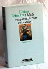 HERBERT REINECKER - Ich hab´ vergessen Blumen zu besorgen