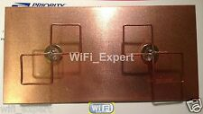 WiFi DISH Antenna MACH 1N TWIN BiQuad Wireless Booster Long Range FREE INTERNET