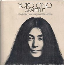 "YOKO ONO ""Grapefruit"" (1970) SIGNED FIRST BRITISH EDITION  Extraordinarily RARE"
