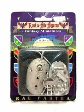 Ral Partha Fantasy Miniature RF-009 Imperial Tortoise RPG Pewter Ship Game Piece