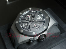 Audemars Piguet Royal Oak Concept CS1 Tourbillon GMT RARE 26560IO.OO.D002CA.01