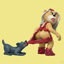BAD TASTE BEARS LADY BLAH BLAH GAGA PARODY MEAT DRESS DOG WARDROBE MALFUNCTION