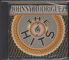 JOHNNY RODRIGUEZ THE HITS That's The Way Love Goes Ridin' My Thumb NEW CD