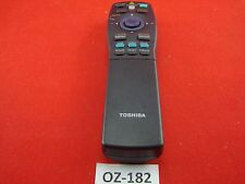 NEW TOSHIBA CT-90063 PROJECTOR REMOTE with LASER POINT #OZ-182