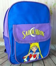 Sailor Moon Mini Backpack Purse Small bag Anime Sailor Scout 1999 Vintage guc