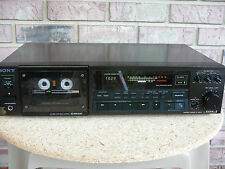 Sony TC-K444ESII Three Head Elevated Standard Cassette Deck
