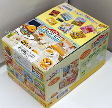 Miniature  Sanrio Gudetama 24h convenience store Box Set - Re-ment   h#11