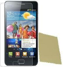 Matte Frosted Anti-Fingerprint Screen Protector For Samsung Galaxy S2 i9100