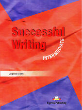 Express Publishing SUCCESSFUL WRITING INTERMEDIATE / Virginia Evans @NEW BOOK@