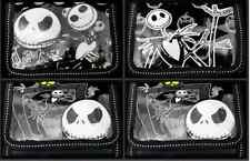 Free shipping 12pcs Nightmare Before Christmas children wallet purses gift bags
