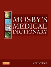 Mosby's Medical Dictionary, 9e-ExLibrary