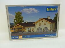 Lot 20403 | Kibri ho 39388 la estación Grasbrunn kit nuevo en OVP