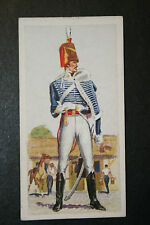 10th (Prince of Wales's Own) Hussars  circa 1808  Original 1930's Vintage Card