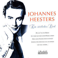 JOHANNES HEESTERS a tender song Top Album! 78rpm time CD NIP