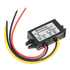 Better Waterproof DC-DC Converter 12V Step Down to 5V 3A 15W Power Supply Module