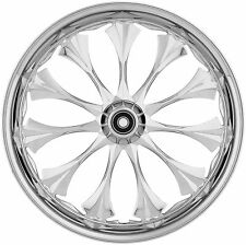 Ride Wright Wheels Inc - 0585-880-DV - Detroit VIP Chrome Billet 18x5.5 Rear...