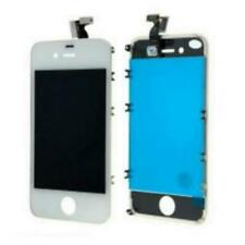 IPhone 4s Display con ORIGINALE LCD RETINA COMPLETO QUADRO DI VETRO TOUCH-BIANCO