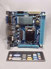 Gigabyte GA-H61N-USB3 Motherboard LGA 1155 Intel 2nd/3rd Gen i3 i5 i7 -TESTED-
