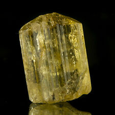 """1.1"""" 71ct Lustrous Terminated Gemmy YELLOW SCAPOLITE Crystal Tanzania for sale"""