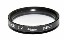 Kood Optical Glass UV Filter 34mm Made in Japan