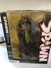 Spawn Deluxe 12 Inch Action Figure McFarlane  Toys Issue 7 Cover Art Lovely