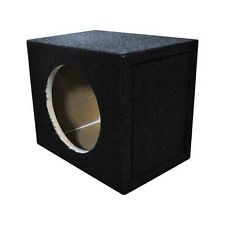 "Qpower QSOLO8 Single 8"" Sealed Woofer Box"