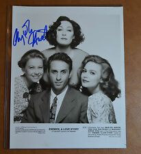 Anjelica Huston Authentic Autograph 8x10 Movie Still from Enemies, A Love Story