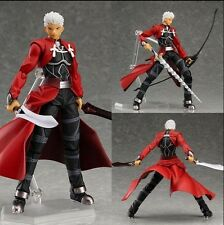 Free Anime Gift figma 223 Fate/stay night Shiro Emiya Movable Figure No Box 16cm